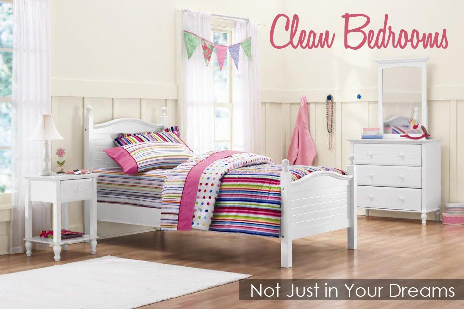 Clean BedroomsIt Can Happen At Your House Family Kids Gorgeous Clean Bedrooms