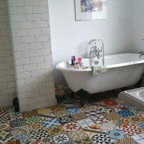 Moroccan Bathroom Tiles Uk
