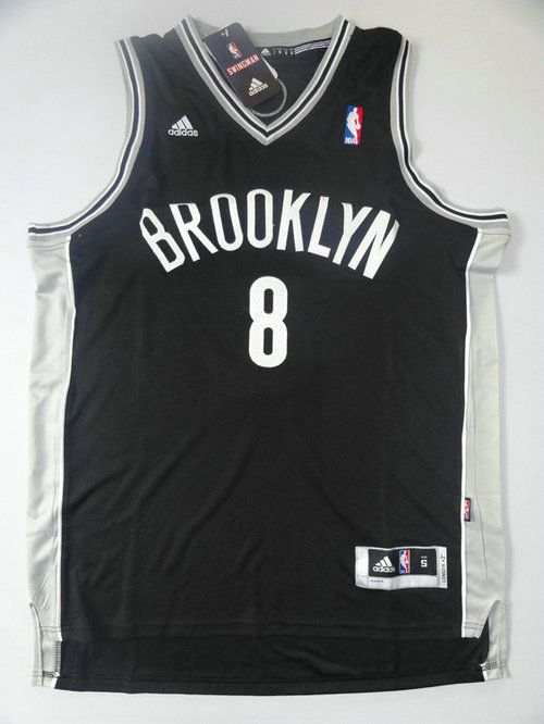 ... hot brooklyn nets 8 deron williams black 04 nba new fabric basketball  jerseys f7bd7 2a6da be132a28e