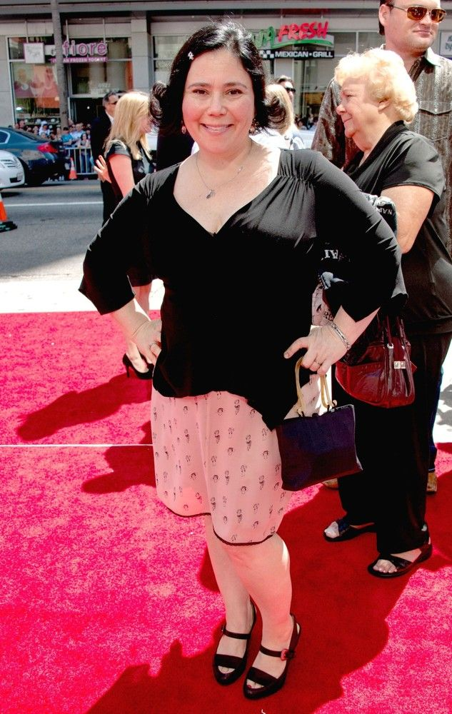 Alex Borstein   Three Stooges Red Carpet Follow Me If You Love The Movies!