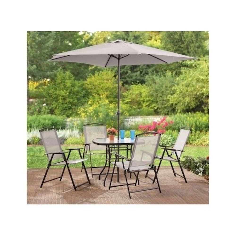 ebay patio set outdoor furniture table chairs piece bistro