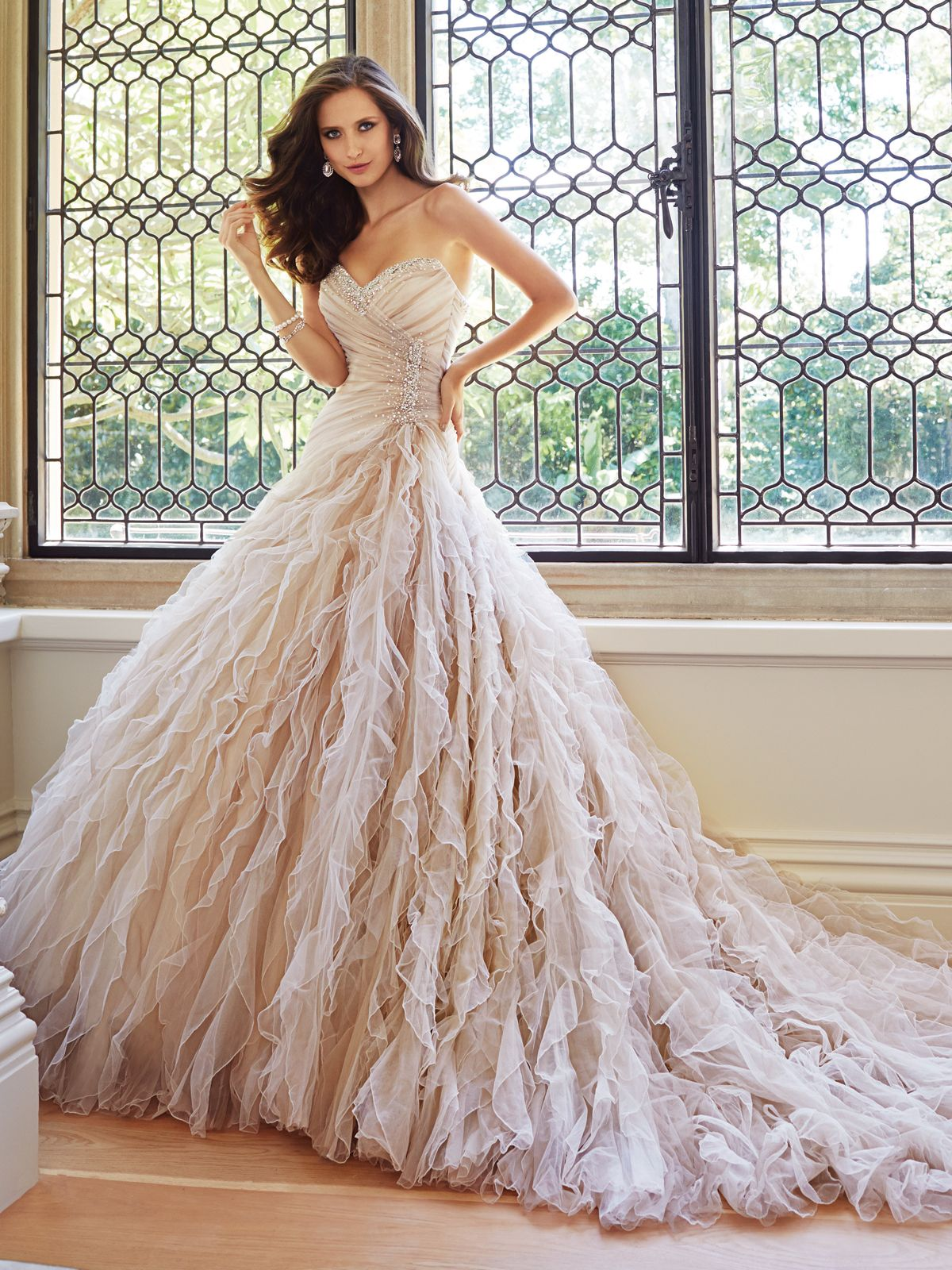 Sophia Tolli Wedding Dresses 2017 Collection