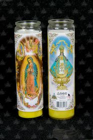 Brightlight Candle company website  Religious Saint Candles