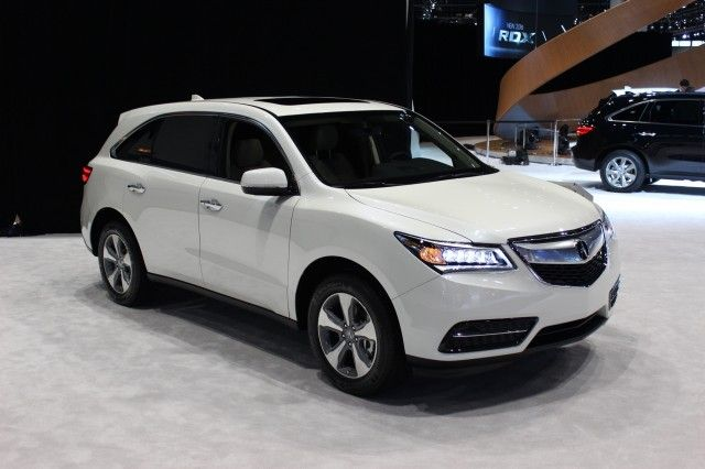 2016 Acura Mdx Review Performance Feature And Images