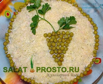 Поиск рецепты салата оливье
