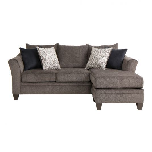 Fine Albany Sofa Chaise In Pewter Jeromes Furniture Sofa In Pdpeps Interior Chair Design Pdpepsorg