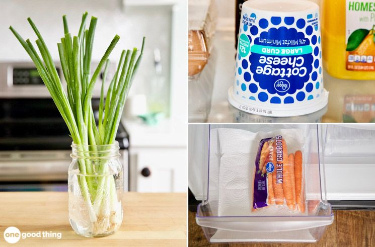 36 Easy Tips That Will Keep Your Food Fresh And Save You Money