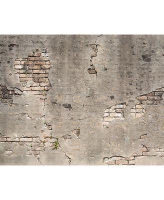 Brewster Home Fashions Broken Concrete Wall Mural