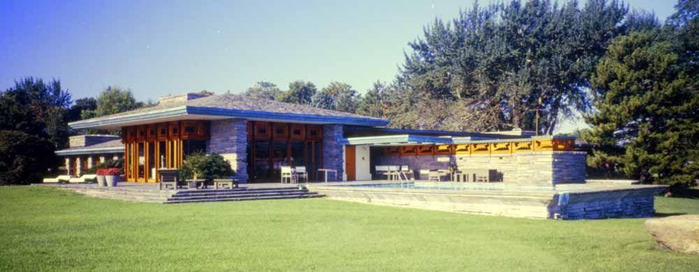 Hoffman Pedro E Guerrero Frank Lloyd Wright Lloyd Wright Usonian House