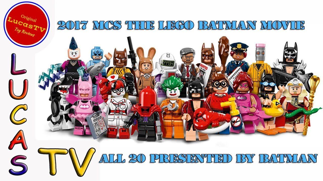 Batman presents: LEGO Minifigure Collectors Series MCS 2017 https://www.youtube.com/watch?v=zDuLbELLrV0&feature=youtu.be via YouTube  #Minifigure #LEGO #Toys