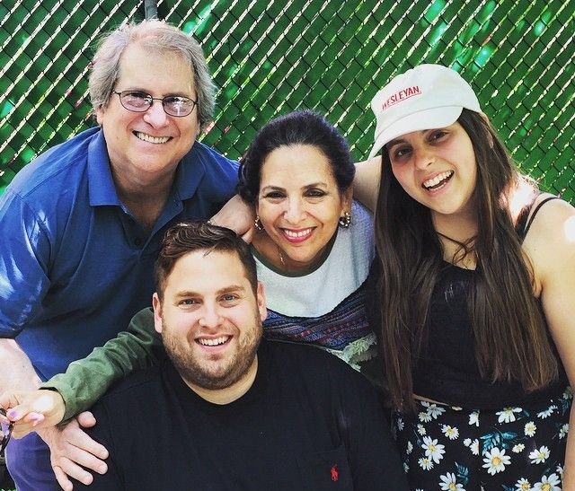 6b0a02ce221 Jonah Hill Feldstein and his wealthy family  parents and siblings