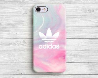 Marble Adidas Iphone 7 Case Adidas Iphone 6 By Ravestudiodesigns Adidas Phone Case Phone Cases Girly Phone Cases