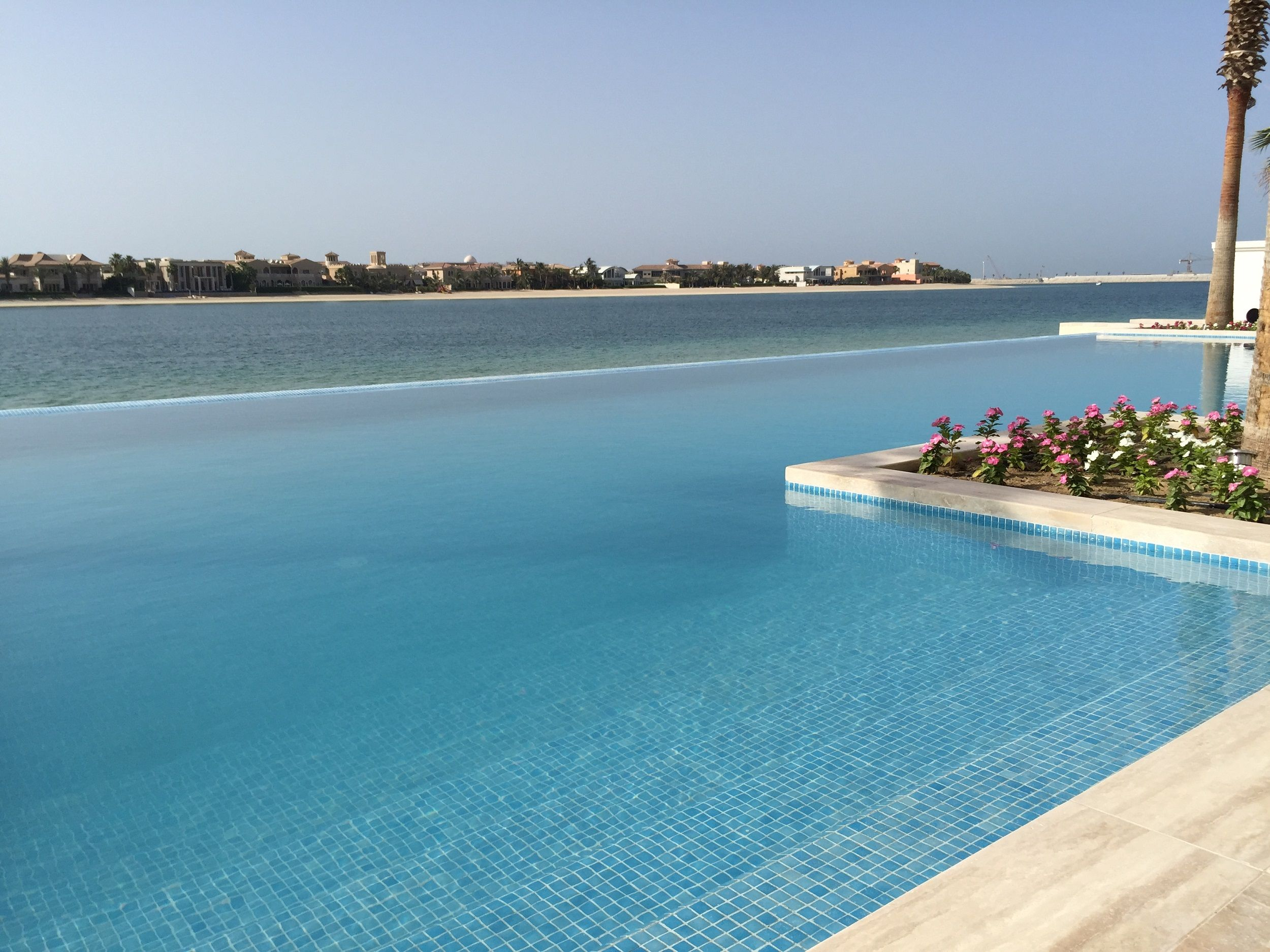 Finite prospects, Infinite outcomes! Get yourself an Infinity pool ...