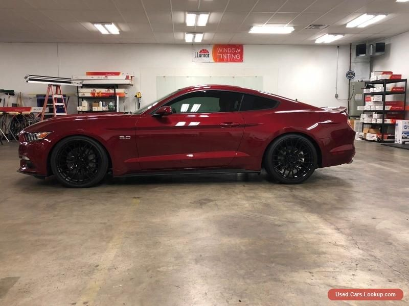 2016 Ford Mustang GT ford mustang forsale unitedstates