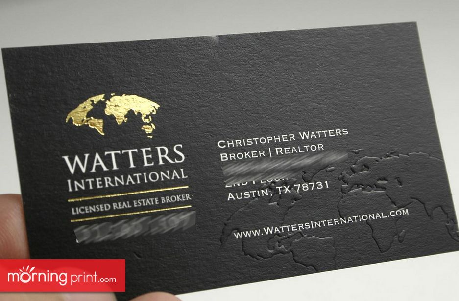 121 best MorningPrint Business Cards images on Pinterest | Visit ...