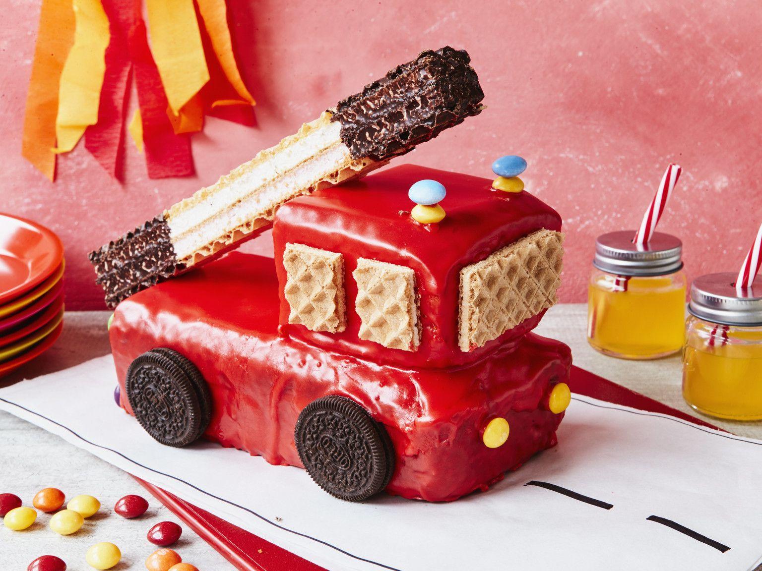 Feuerwehrkuchen à la Sam #dessertfacileetrapide