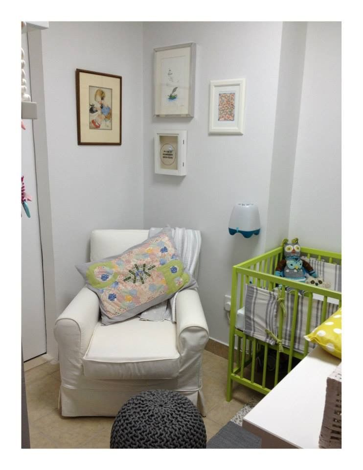 Ikea Hack Jennylund Armchair Ed Glider Base Perfect For Small Nurseries Www