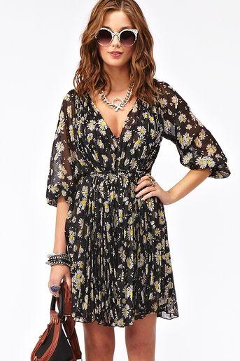 Ginta Floral Dress