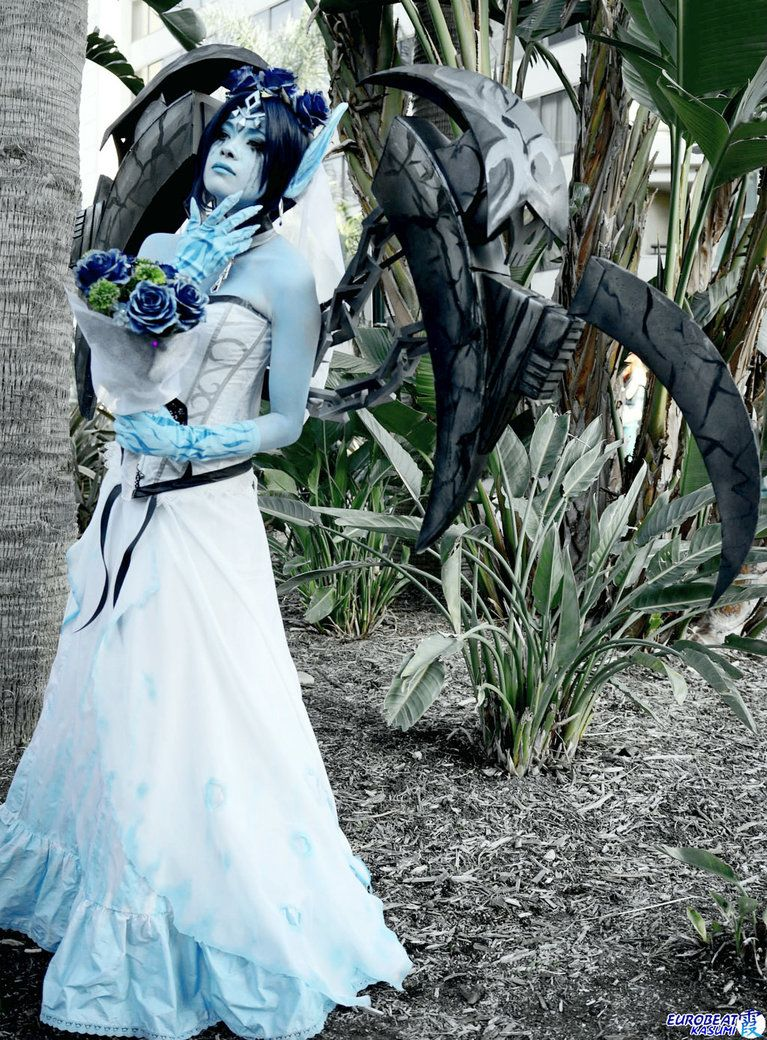 Ghost Bride Morgana | League of Legends (LoL) Cosplays ...