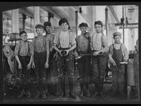 U.S. Child Labor, Dorsey Dixon, Babies In The Mill, Newport