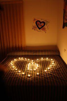 surprise I did for my boyfriend Birthdays Pinterest