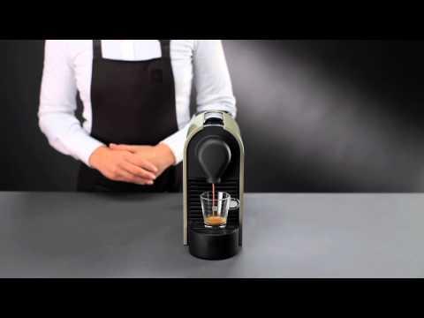 How To Use A Nespresso Machine