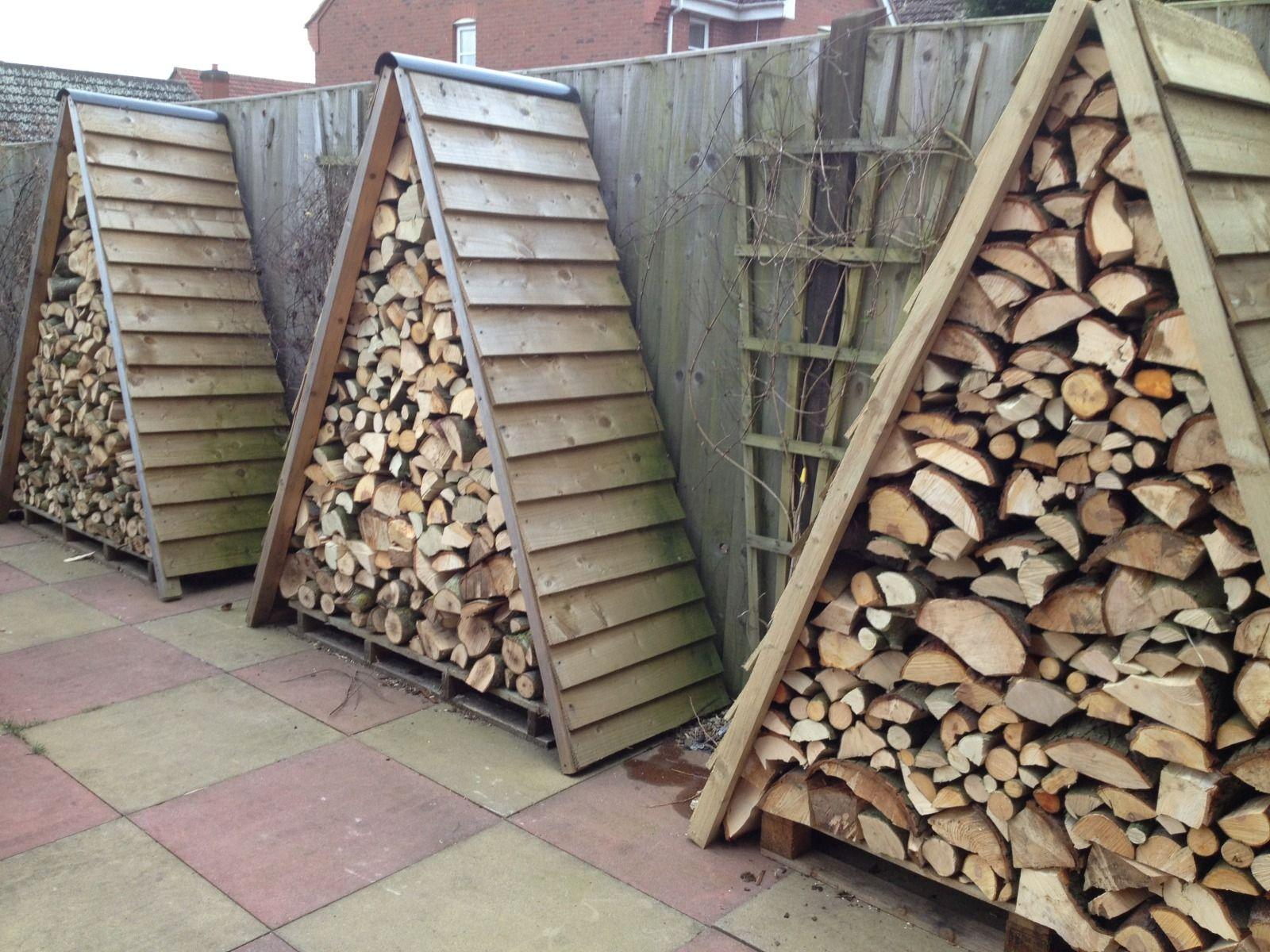 Sistemare Giardino Di Casa sistemare la legna in giardino! ecco 20 idee fai da te per