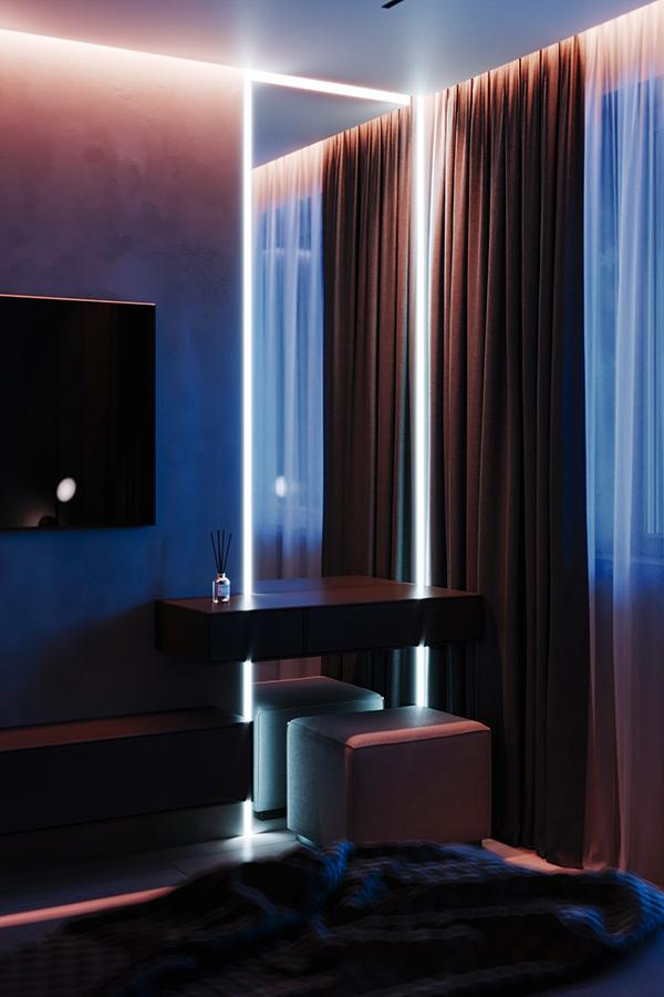 Autodesk Room Design: Oleh Motorin On Behance In 2020