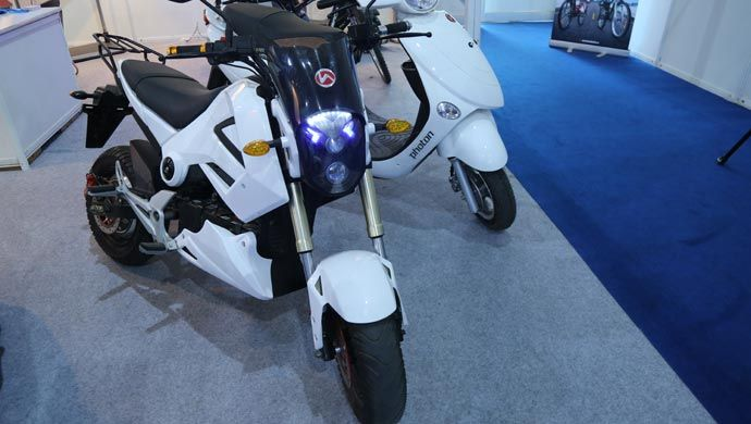 Exclusive Hero Eco To Launch New Electric Bike By 2017 New