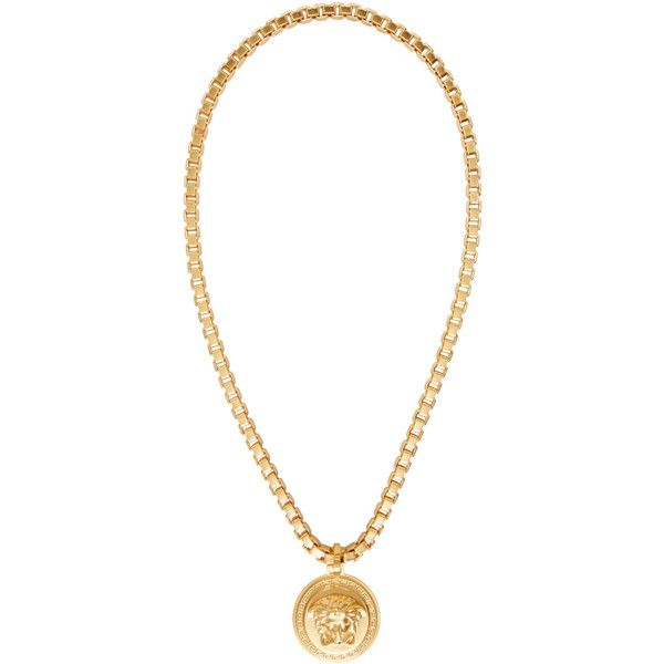 Versace gold medusa necklace 995 liked on polyvore featuring versace gold medusa necklace 995 liked on polyvore featuring mens fashion mens jewelry mens necklaces gold mens pendant necklace mens gold aloadofball Gallery