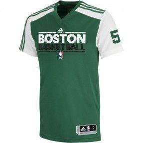 best service 887af 5d350 adidas Celtics Kevin Garnett Shooting Shirt | Boston Celtics ...