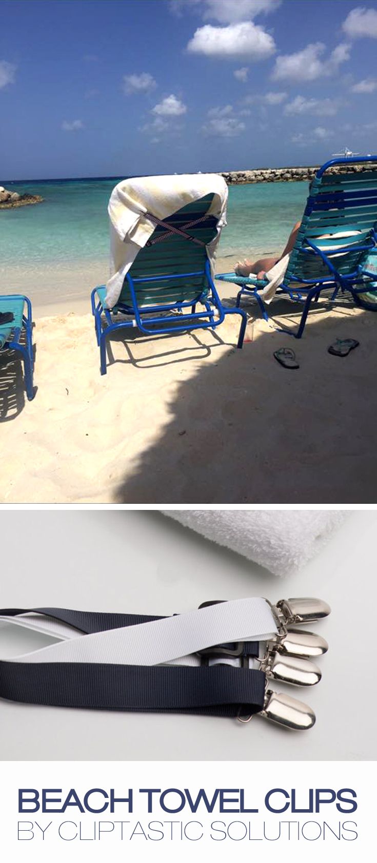 Beach Towel Clips Will Make Your Trip To The Beach So Much More