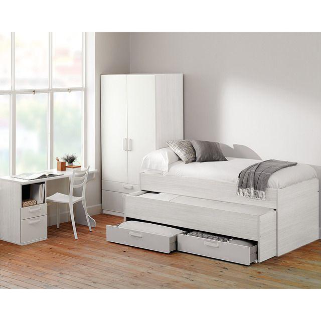 Dormitorio juvenil new comic blanco el corte ingl s - El mueble habitaciones juveniles ...