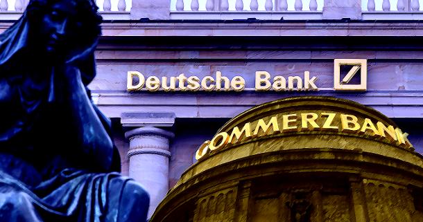 Fusion Von Deutscher Bank Und Commerzbank Kommt Wieso Der Steuerzahler Der Dumme Sein Wird Dumm Deutsch Deutsche