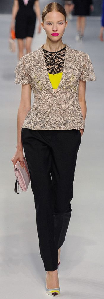 ..Dior 2014 spring