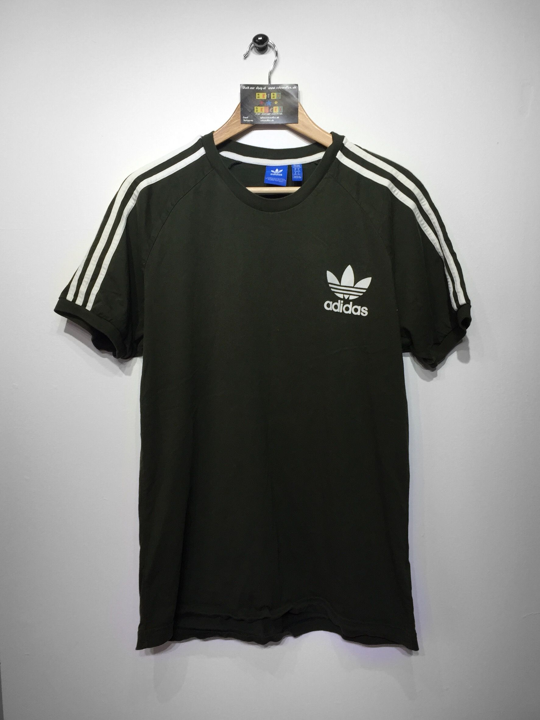 a31f2042 Adidas T-Shirt Size X/Large £16 Website➡ www.retroreflex.uk ...