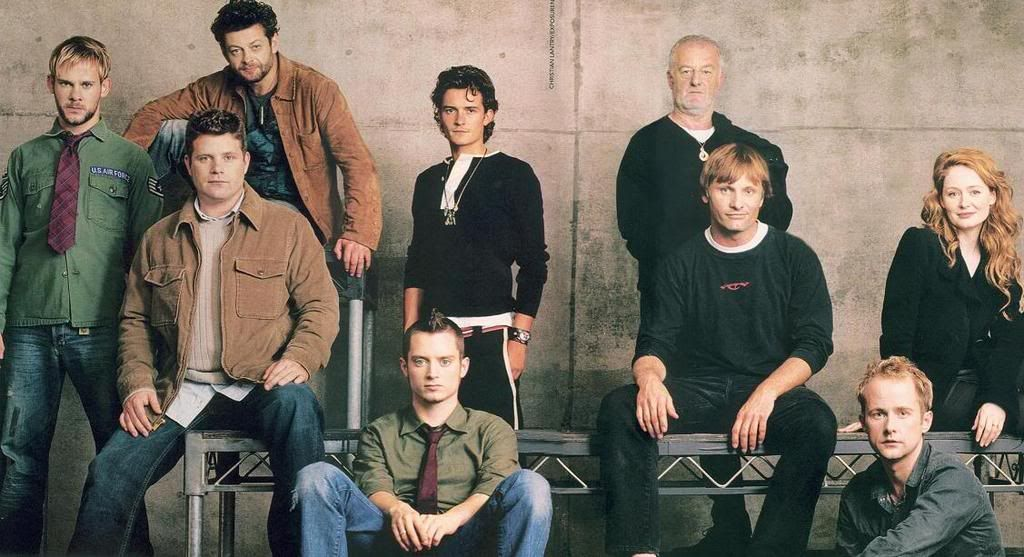 The Cast Of Lord Of The Rings Ten Years Later Part 1 Lotr Cast Lord Of The Rings Lotr