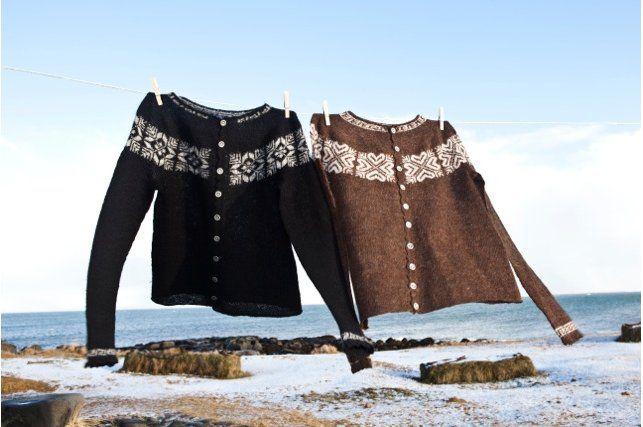 Knitting Kit - Settlements Daugthers from Moakot | Prjón ...