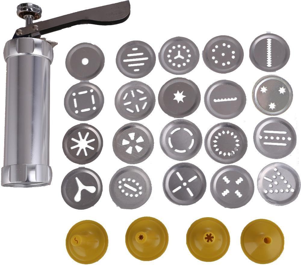 Visit to buy biscuit cookie making maker pump press