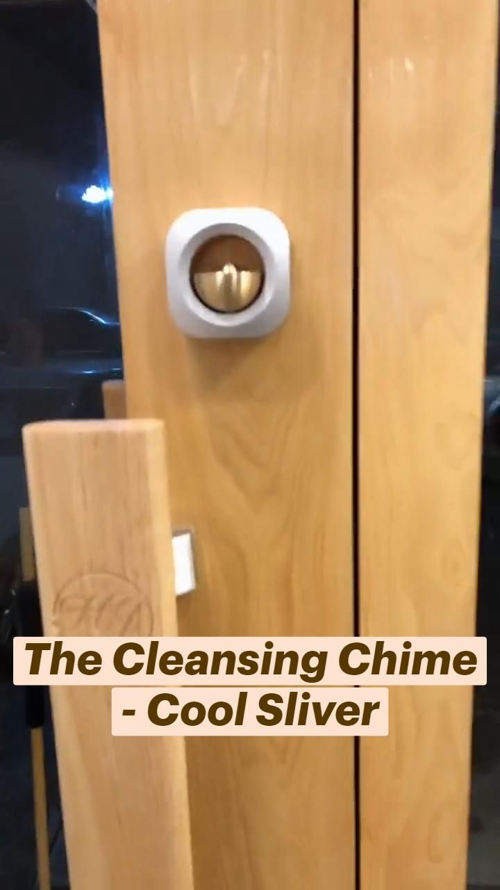 The Cleansing Chime – Cool Sliver