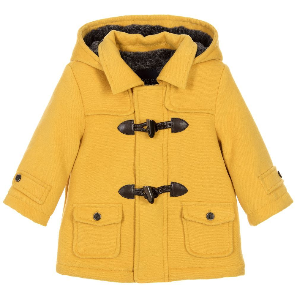 66dd84799 how to buy 0b22f c5ae3 duffle coat for baby boy navy blue mayoral ...