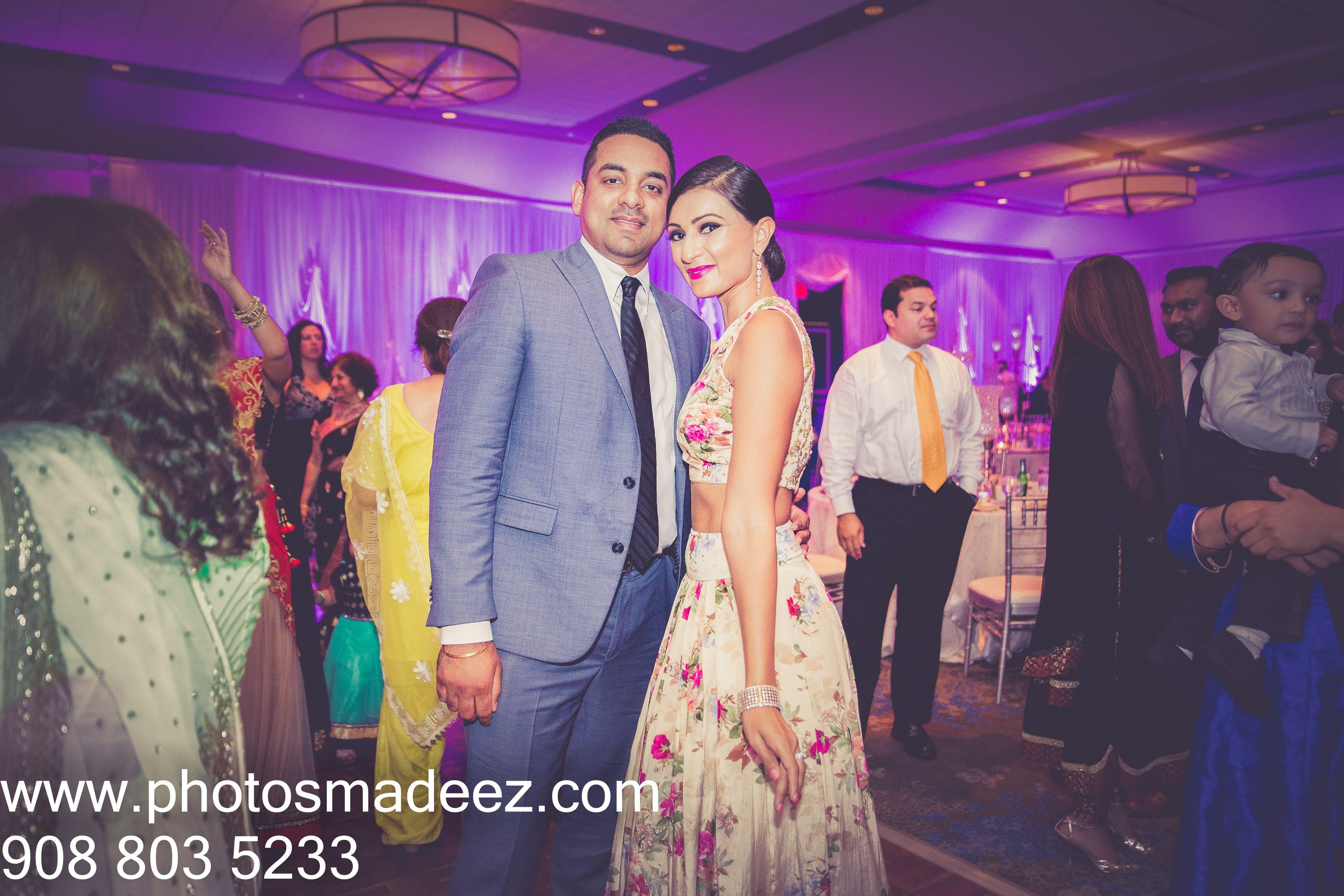 DJ Juicy USA Rocking Desi Wedding Reception At A Mixed Hilton Parsippany In