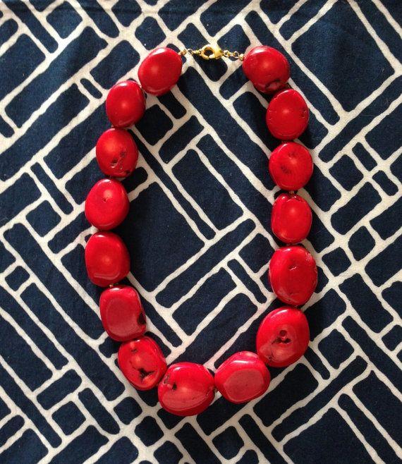 Sea Bamboo necklace