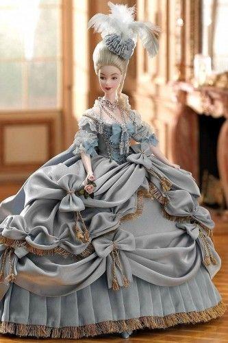 barbie marie antoinette - Barbie Marie