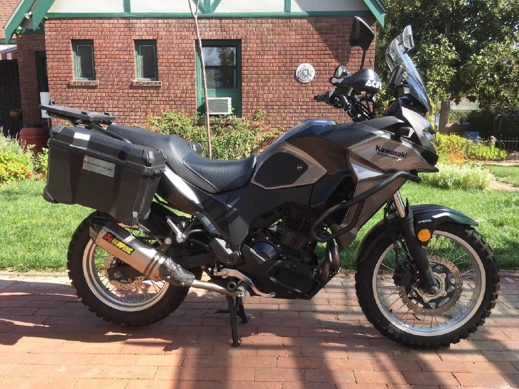 2017 Kawasaki VERSYS X 300 ABS, Burbank CA Cycletrader