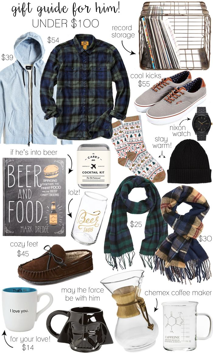 Holiday Gift Guide For Him Under 100 Livvyland Gift