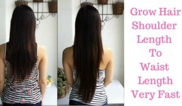 This Secret Powder Made My Hair Grow From Shoulder Length To Waist Length In 1 Month Ingredients Required Grow Hair Lighten Hair Naturally How To Lighten Hair
