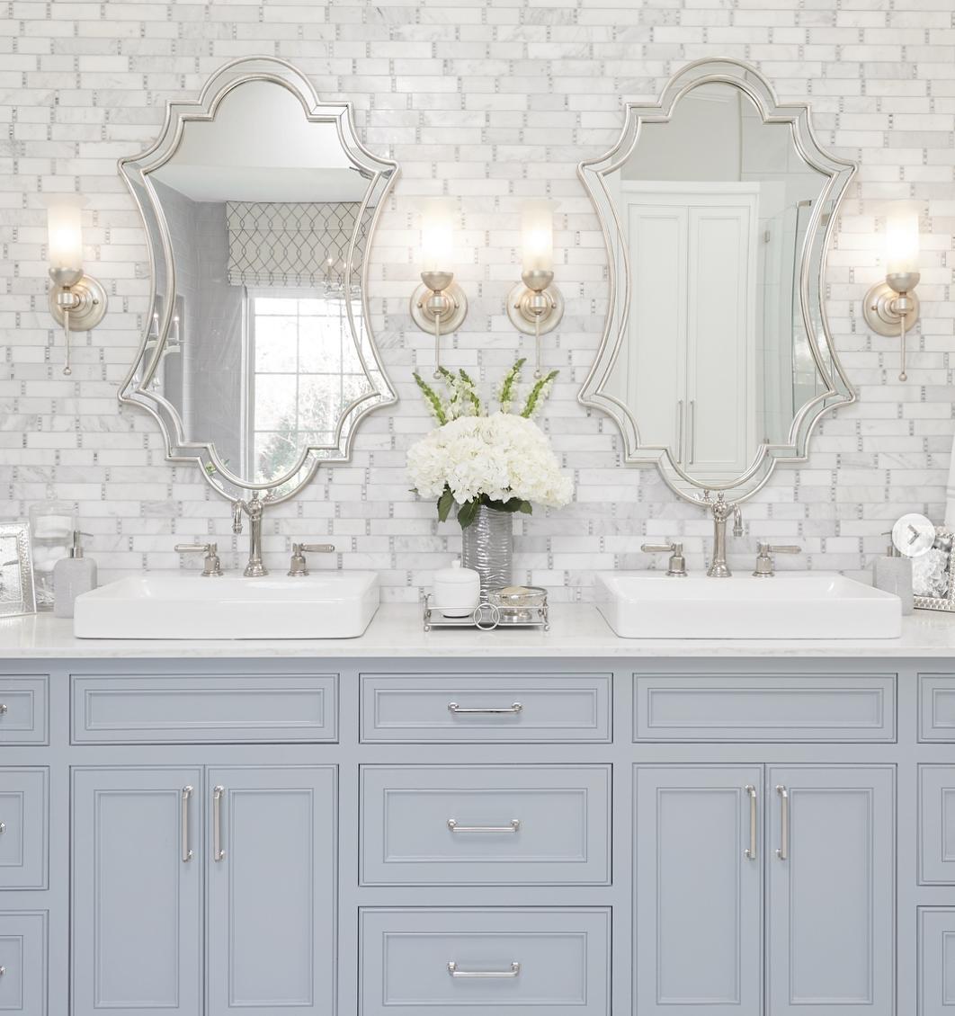 The 15 Most Beautiful Bathrooms On Pinterest Elegant Bathroom
