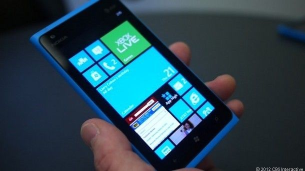 The Flashy Yet Familiar Windows Phone 8 Start Screen Hands On Dialed In Cnet Blogs