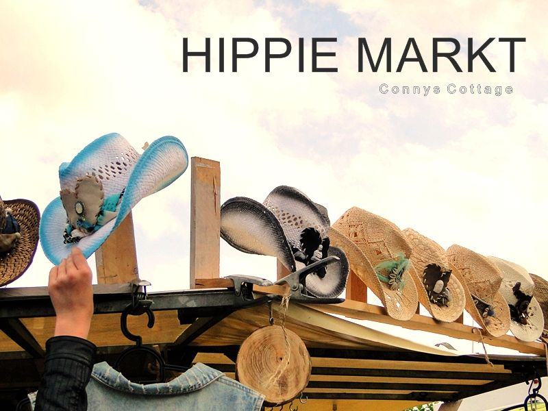 Connys Cottage: Hippie markt